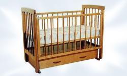 Детские кроватки с маятниковым механизмом Красная звезда Можга.